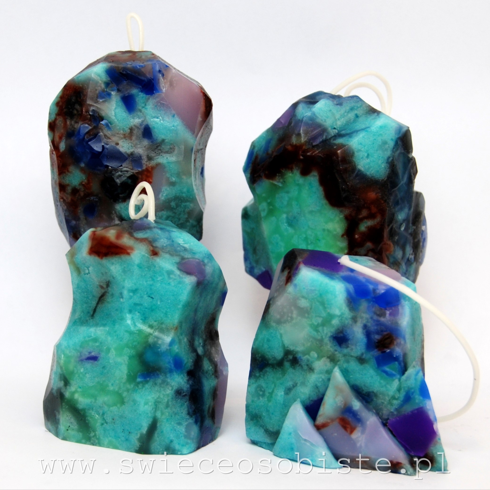świece minerały (2)