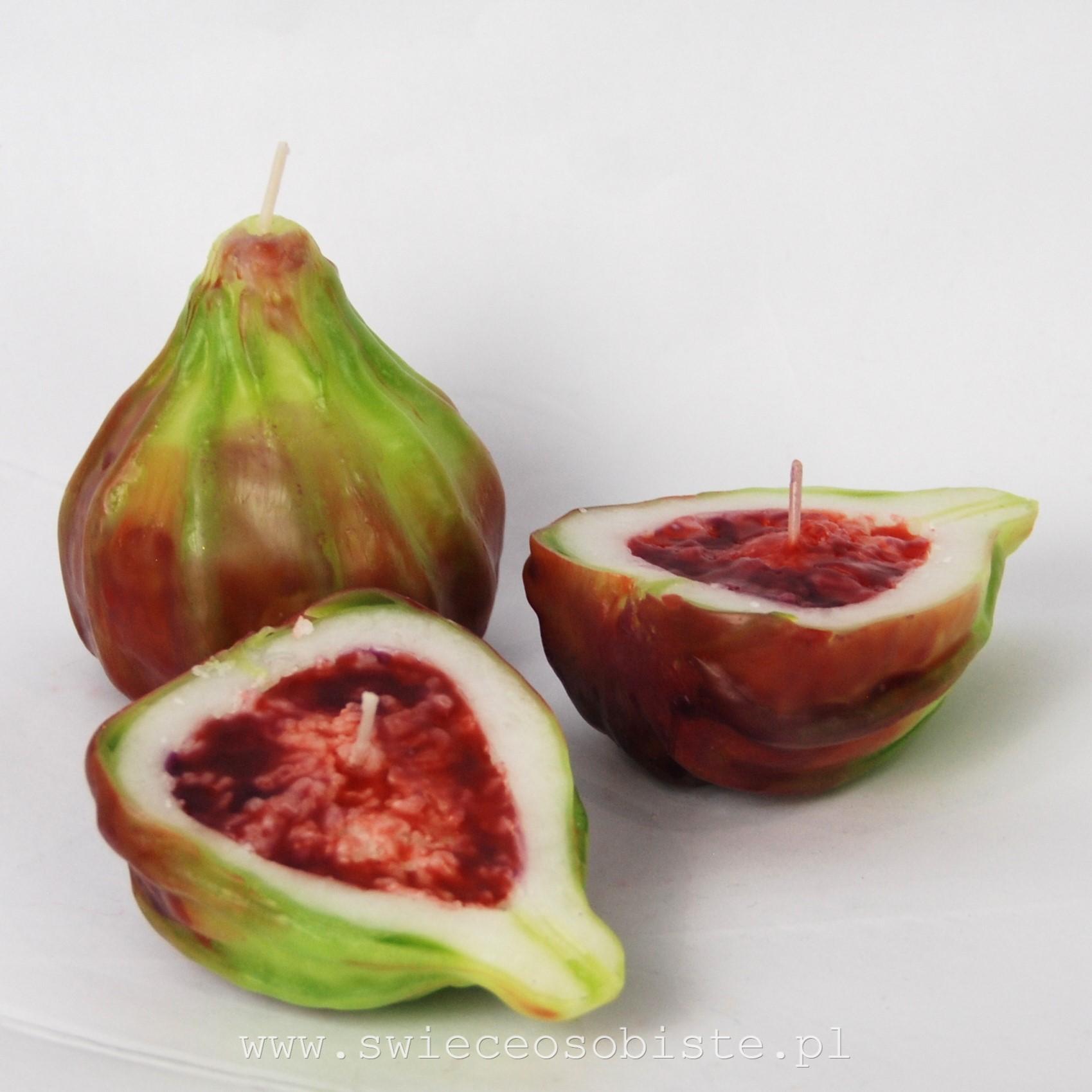 świeca figa
